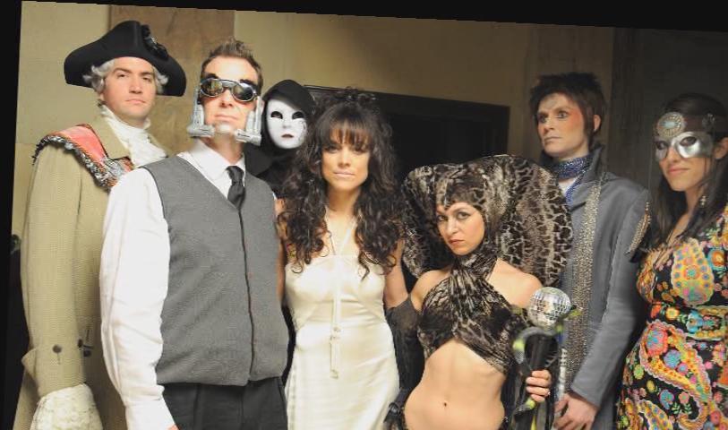 Evil League of Evil Group ছবি
