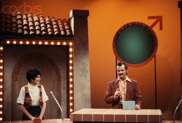 Game Show Skit with Radner and Murray