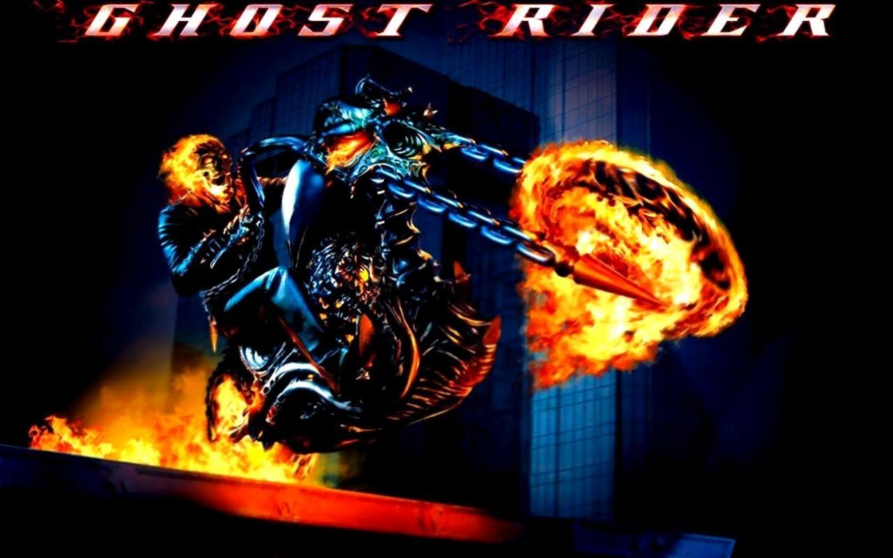 روح سوار 3 Ghost Rider - Marvel Comics Wallpaper (4387306) - Fanpop