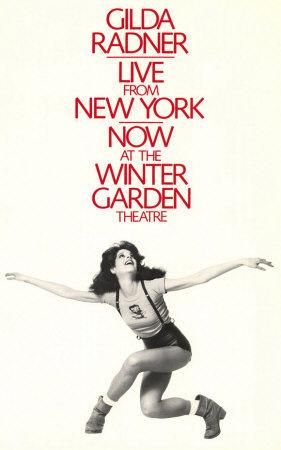 Gilda Radner Live from NY