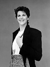 Gilda Radner wallpaper possibly with a business suit, a well dressed person, and a suit called Gilda Radner