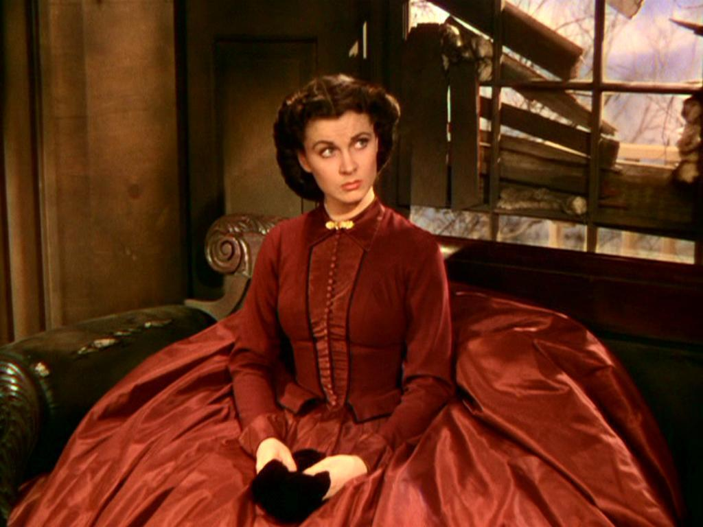 Gone with the wind gone with the wind image 4372467 for Who played scarlett o hara in gone with the wind