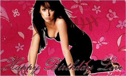 Happy Birthday Jenn