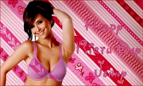 Happy Birthday Jenn - Jennifer Love Hewitt 500x300