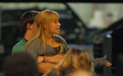Hayden on Set Heroes S3