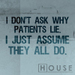 Houseisms