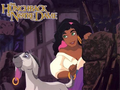 Hunchback of Note Dame (Esmeralda)