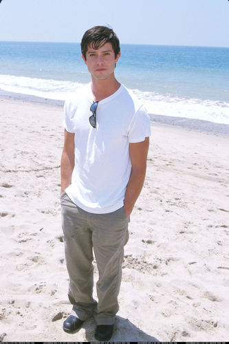 Jason Behr: 2000 Teen Movieline spiaggia Party