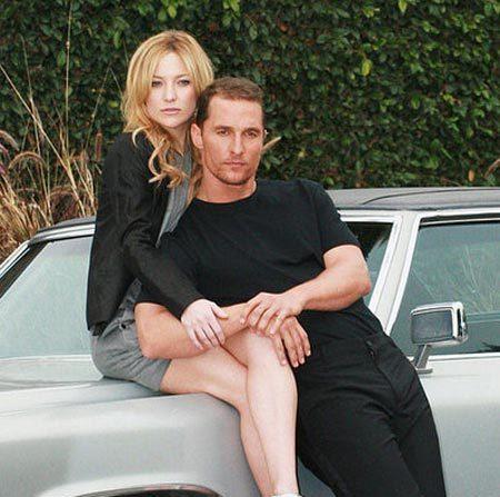 Kate and Matthew