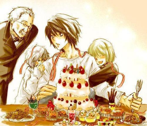 Death Note Images L Birthday Wallpaper And Background