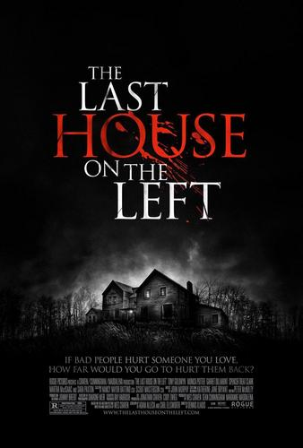 Last House on the Left (2009) poster