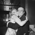 Madeline Kahn Hugging Leonard Sillman
