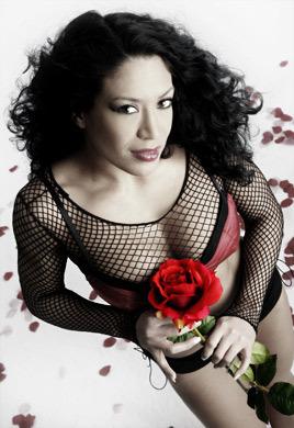 Melina With Love Shoot.