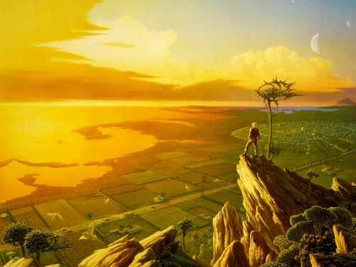 Michael Whelan Wallpapers