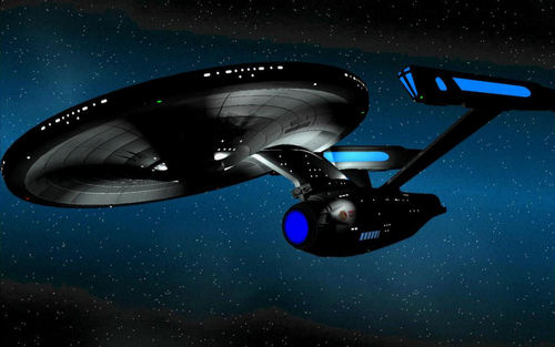 Star Trek wallpaper entitled NCC-1701-A
