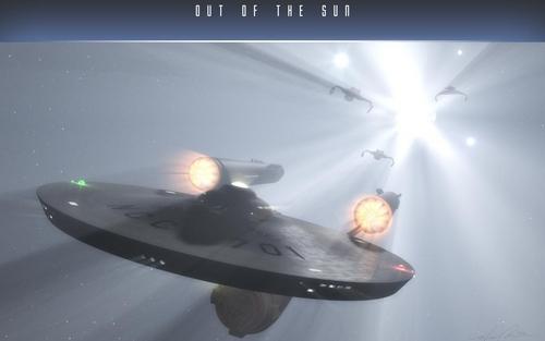 Du hành giữa các vì sao hình nền titled NCC-1701