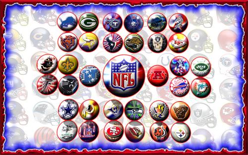 NFL 壁紙 titled NFL