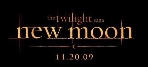 New Moon Movie wallpaper possibly containing a sign called New Moon Banner!!♥