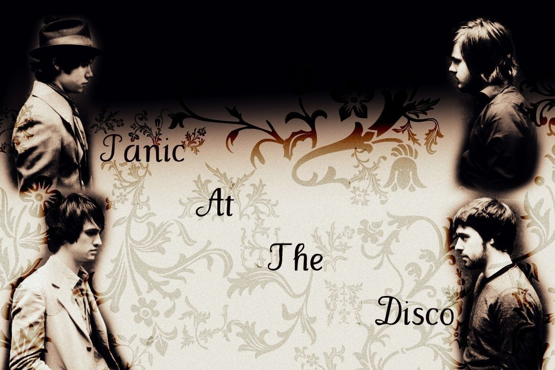 panic at the disco - photo #29