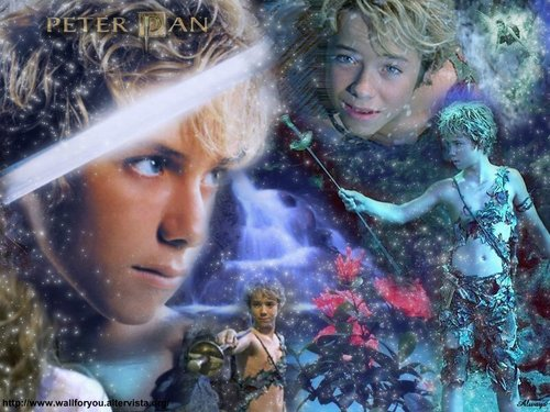Peter Pan Fan Art - peter-pan-2003 Fan Art