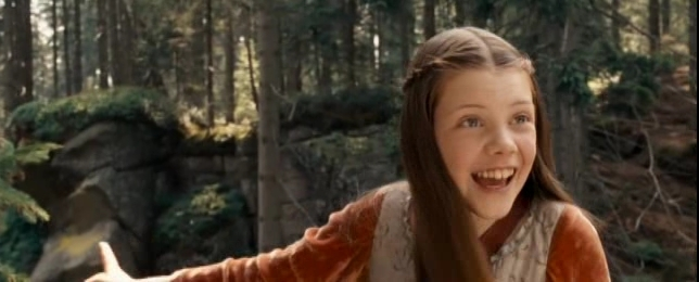 The Chronicles Of Narnia Prince Caspian Lucy Prince Caspian - The C...