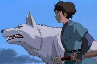 Princess Mononoke wallpaper containing a lippizan called Princess Mononoke