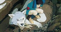 Princess Mononoke wallpaper called Princess Mononoke