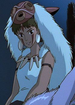 Princess Mononoke wallpaper with anime titled Princess Mononoke