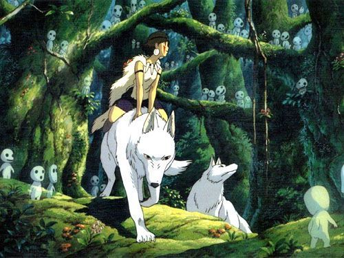Princess Mononoke wallpaper entitled Princess Mononoke