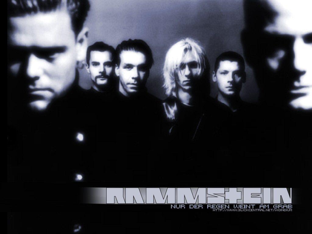 Rammstein - Rammstein Wallpaper (4352430) - Fanpop