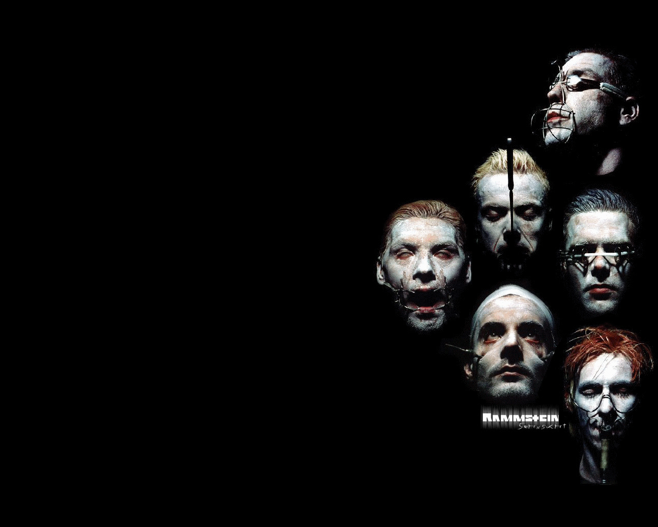 Rammstein wallpaper widescreen