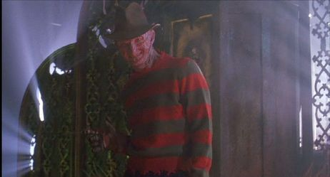 Robert as Freddy