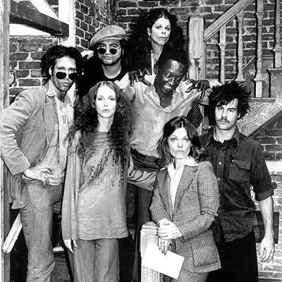 Gilda Radner wallpaper containing sunglasses titled SNL Cast