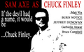 Sam Axe/Chuck Finley Wallpaper - burn-notice wallpaper