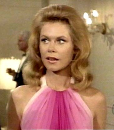 Bewitched wallpaper containing a cocktail dress titled Samantha