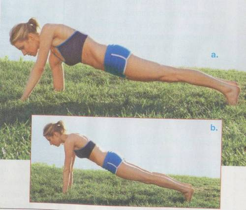 Sarah in Fitness Magazine March 2009