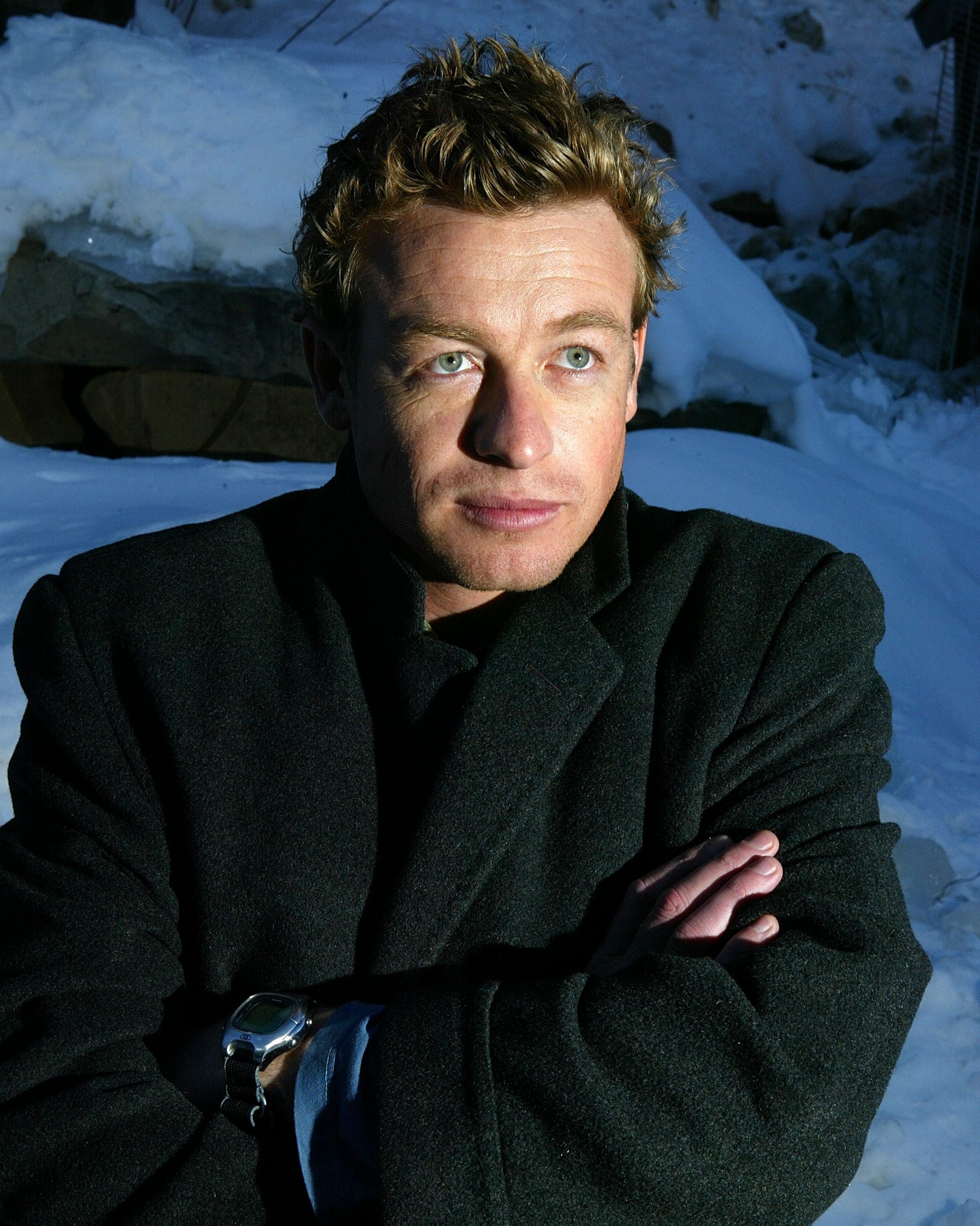 Simon Baker - Photo Set