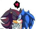 Sonadow kisses - sonadow photo