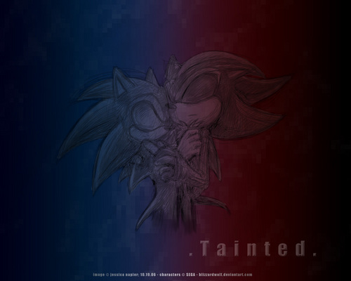 Sonadow tainted