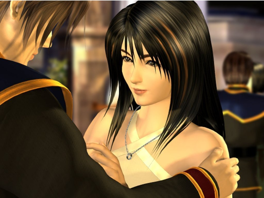 Squall and Rinoa - Squall & Rinoa Wallpaper (4329371) - Fanpop ...
