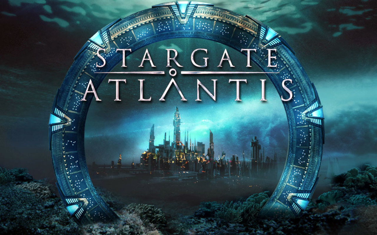 Science fiction stargate atlantis