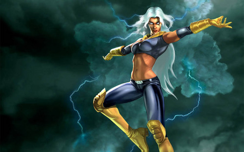 X-Men wallpaper titled Storm
