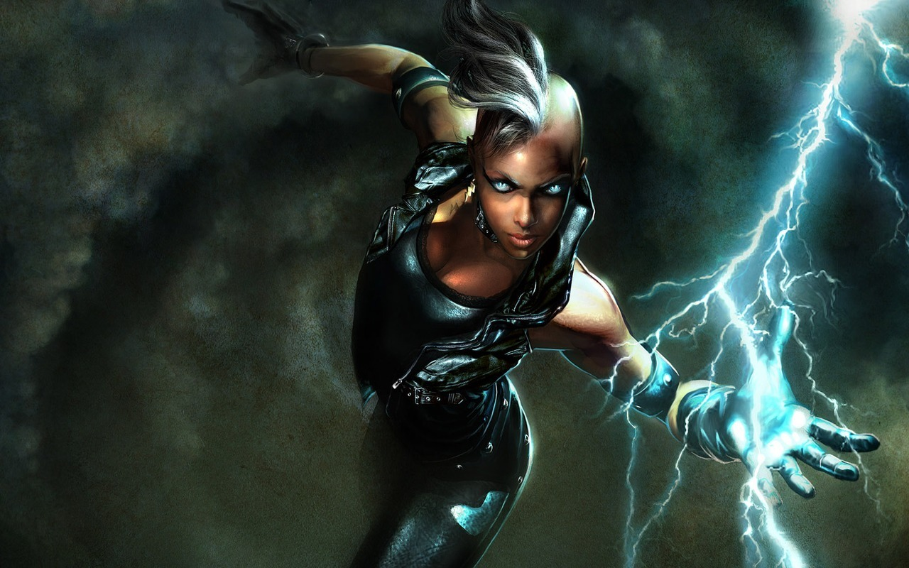 storm x men wallpaper 4355304 fanpop
