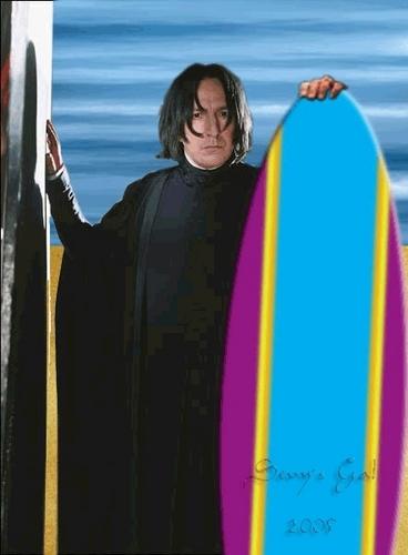 Surfer Snape