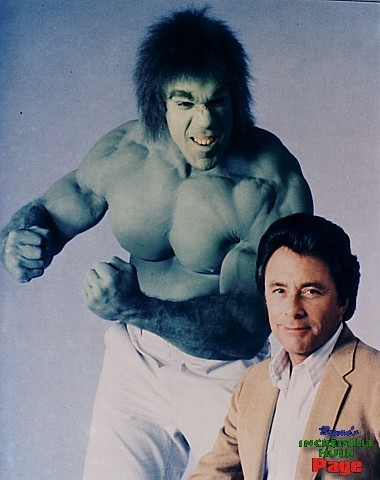 The 70's Hulk - the-incredible-hulk Photo
