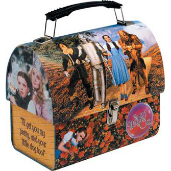 The Wizard of Oz wallpaper entitled The Wizard of Oz lunch box