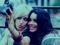 V&A - vanessa-hudgens-and-ashley-tisdale wallpaper