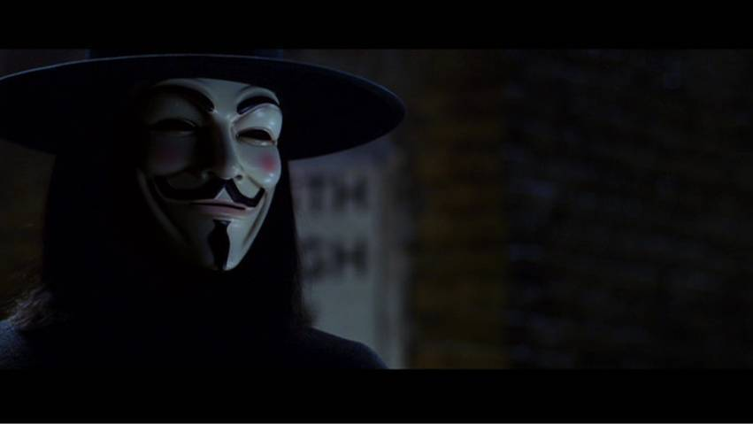 V For Vendetta Images Wallpaper And Background Photos