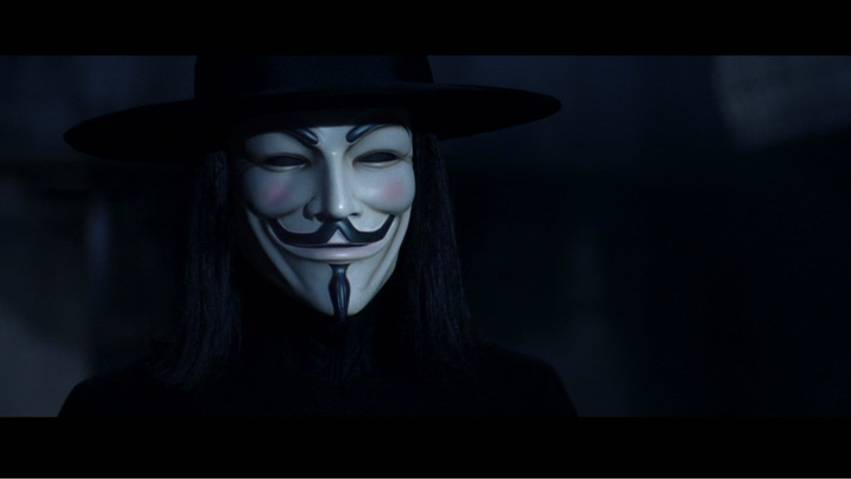 criticism of v for vendetta Text complexity analysis of v for vendetta by alan moore text type: graphic novel v for vendetta is a dystopian graphic novel set in a post-apocalyptic near-future.