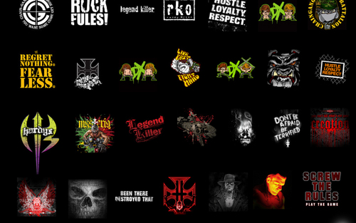 WWE Logos - wwe Wallpaper
